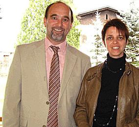 Joachim und Caterina Pirker